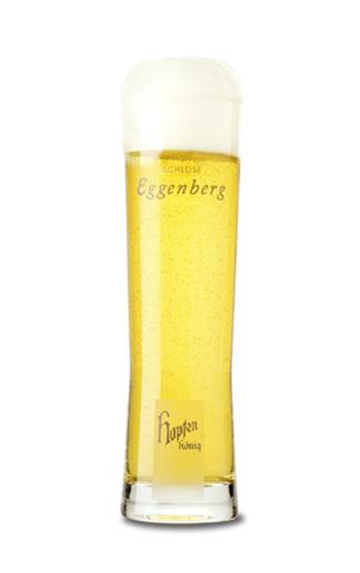 Glas Hopfenkönig