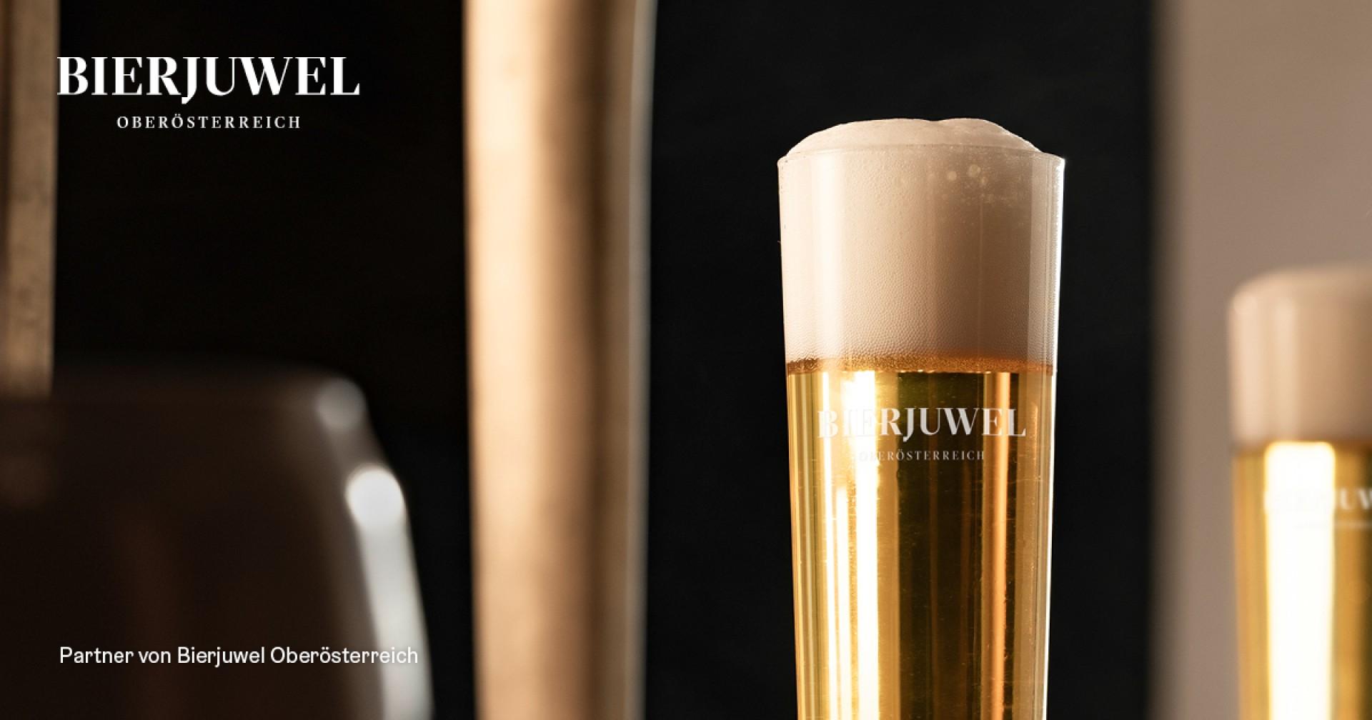 Wir sind Partner von Bierjuwel Oberösterreich