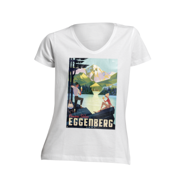 "T-Shirt Damen ""Retrobild"""